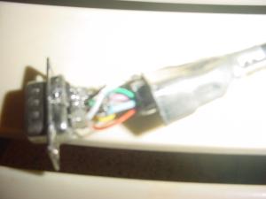 mi conector VGA dañado